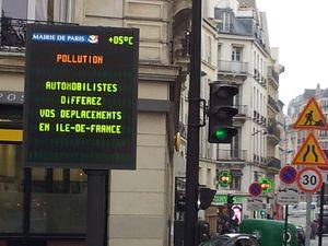 Avis Pollution