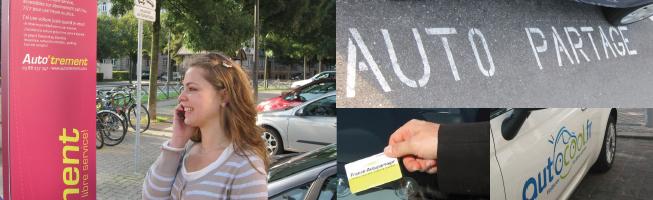 Une enquête nationale sur l'autopartage - ADEME presse