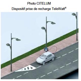 Projet TELEWATT