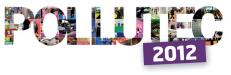 Logo Pollutec 2012