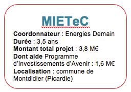 Projet MIETeC