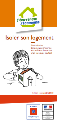 Couverture Guide Isoler