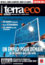 Visuel Terra Eco Métiers 2014